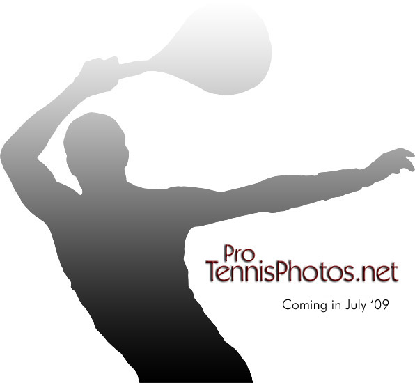 ProTennisPhotos.net - Coming Soon